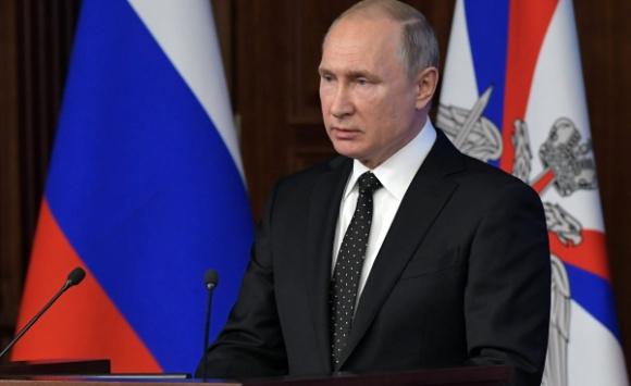 Путин наложио да се одобри нацрт војне доктрине Савезне државе Русије и Белорусије