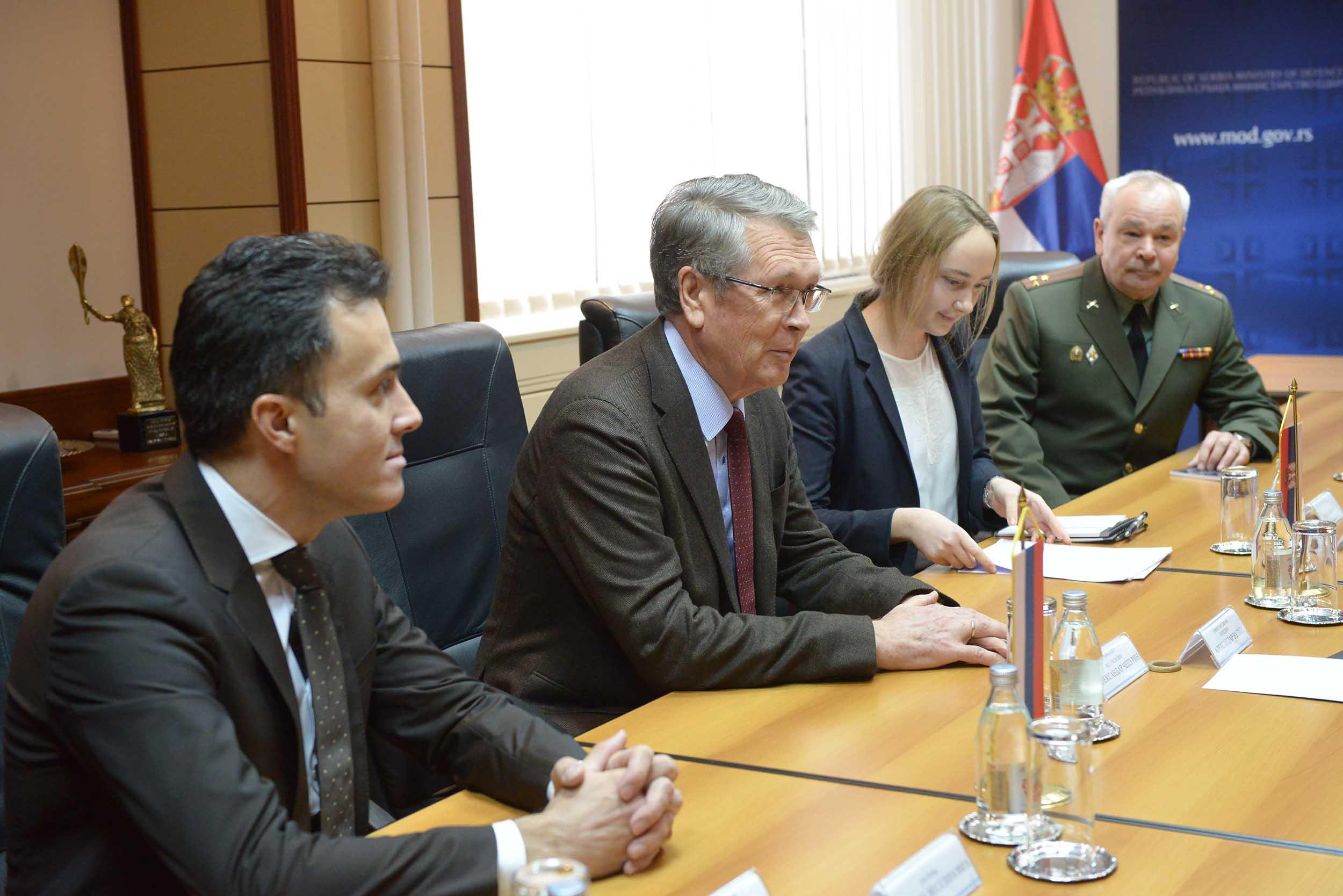Чепурин: Русија пружа пуну подршку Србији у напорима у вези са ситуацијом на Косову и Метохији