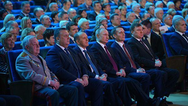 Путин: Заштита државне границе и стратешких објеката приоритети специјалних служби