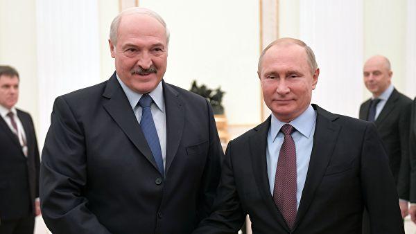 Путин: Постоје све основе да будемо задовољни билатералним односима Русије и Белорусије