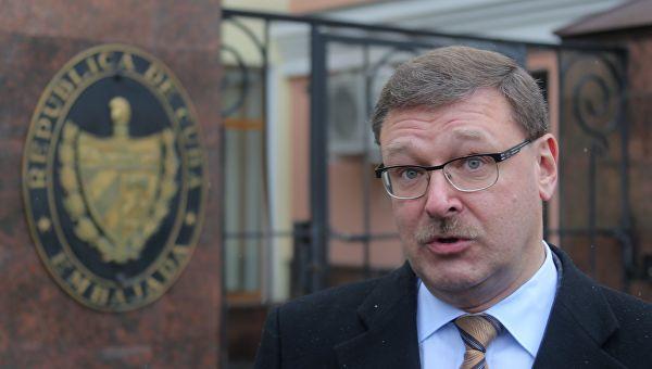 Косачев: Потребно реаговати на покушаје клевете према Русији и њени грађанима