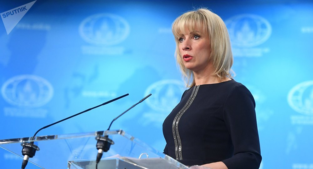 Захарова: Русија нема јасну представу о распореду повлачења америчких трупа из Сирије