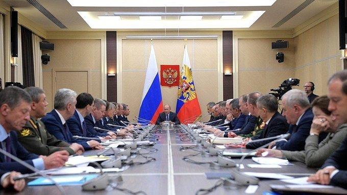 Путин позитивно оценио наставак процеса успостављања контроле над територијом Сирије