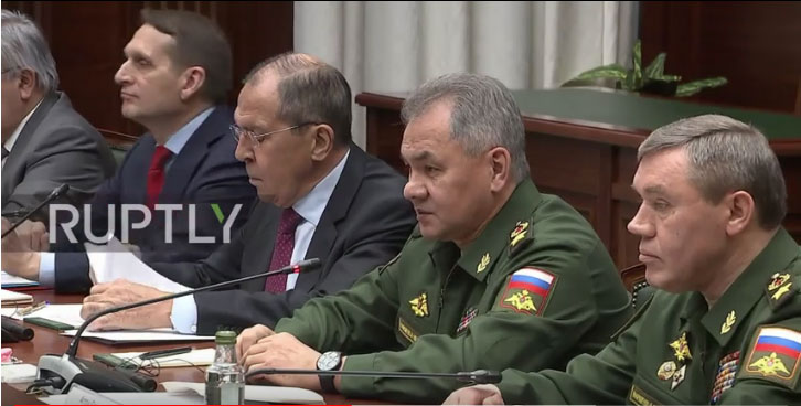 Lavrov: Rusija i Turska potvrdile poštovanje teritorijalnog integriteta Sirije
