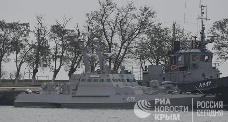 Украјински броди могу кроз Керчски мореуз уколико се буду придржавали међународних норми
