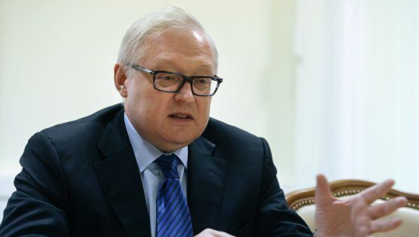 Рјабков: САД дошле у Сирију како би отежале ослобађање земље од терористичких енклава