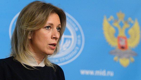 Захарова: САД за сада нису предузеле конкретне кораке за повлачење снага из Сирије