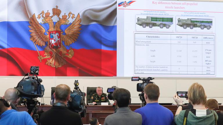 РТ: Русија ће радити на очувању Споразума о ракетама чак и ако се САД повуку - Рјабков