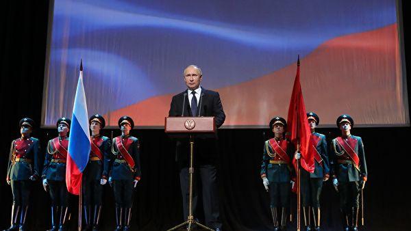 Путин: Нема и неће бити опроста нацистима