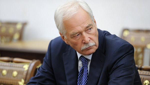 Гризлов: Кијев не жели конструктивни дијалог са представницима Доњецка и Луганска