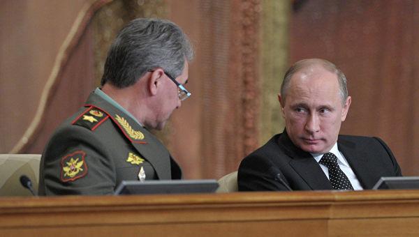 Путин подржао предлоге Шојгуа о развоју нових ракетних система