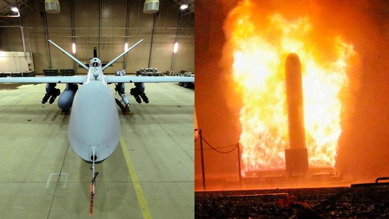 """РТ: Москва Вашингтону: Уништите лансирне рампе за """"томохавке"""" и нападчке дронове како би се вратили Споразуму"""