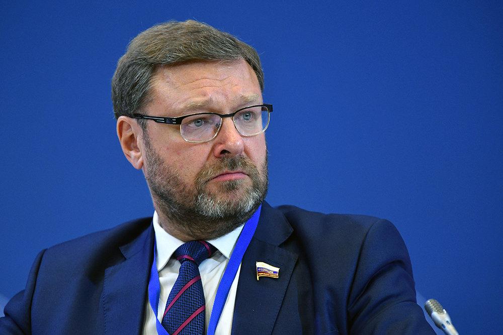 Косачев: Позив америчког адмирала да се изведе офанзива на Русију и Кину треба схватити озбиљно