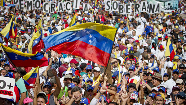 Лавров: САД у Венецуели изгубиле сваки стид