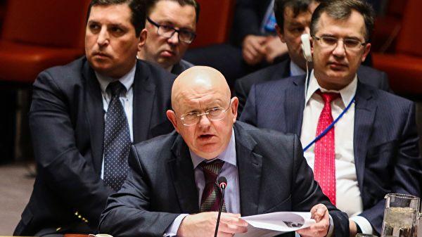 Небензја: Не обраћамо пажњу на саопштења о новим санкцијама