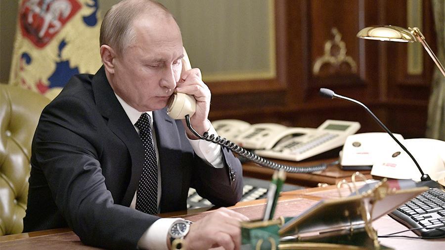 Путин и Макрон разговарали о ситуацији о Украјини
