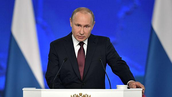 Путин: Русија је била и биће суверена независна држава, морамо бити свесни тога