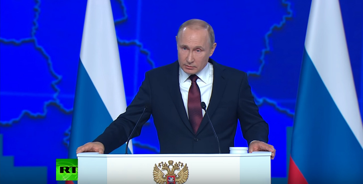 РТ: Ако се ракете распореде у Европи, Русија ће распоредити ракете против оних територија у којима се налазе центри за одлучивање - Путин