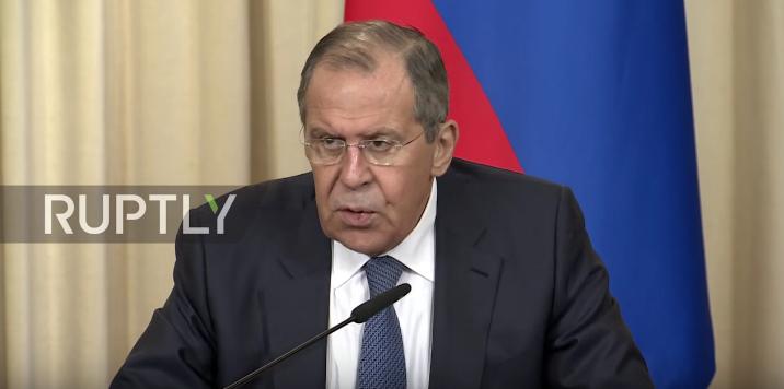 Лавров: Забринути смо због онога што се догађа у Венецуели