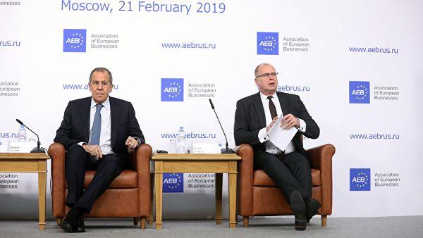 Лавров прокоментарисао проблеме у односима између Русије и САД