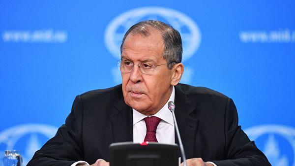 """Лавров: Русија неће дозволити да се са њом разговара по принципу """"учитељ и ученик"""""""