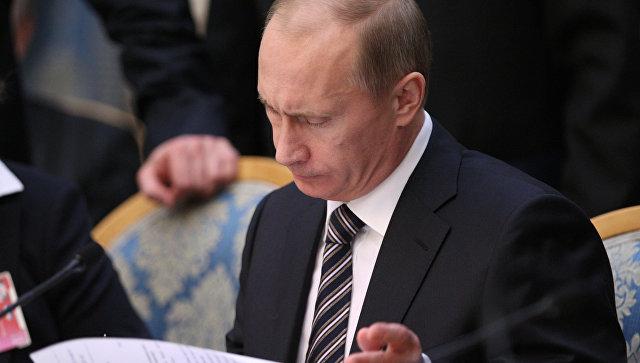 Председник Путин потписао указ о основама државне политике у области осигурања хемијске и биолошке безбедности