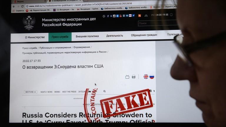 """РТ: Савет Федерације Русије одобрио правила о борби против """"лажних вести и других дезинформација"""""""