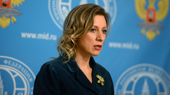 Zaharova: Akcije Zapada za prikupljanje sredstava za obnovu Sirije i istovremene sankcije apsurdne