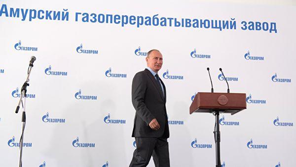 Путин: Енергетски потенцијал Русије је колосалан, реч је о планетарним залихама гаса