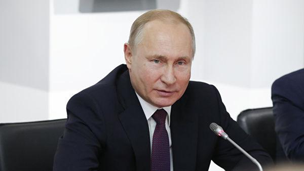 Путин честитао новом председнику Казахстана