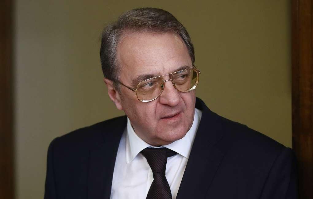 Богданов: Американци поткопавају чак и саме перспективе решавања кризе између Арапа и Израела
