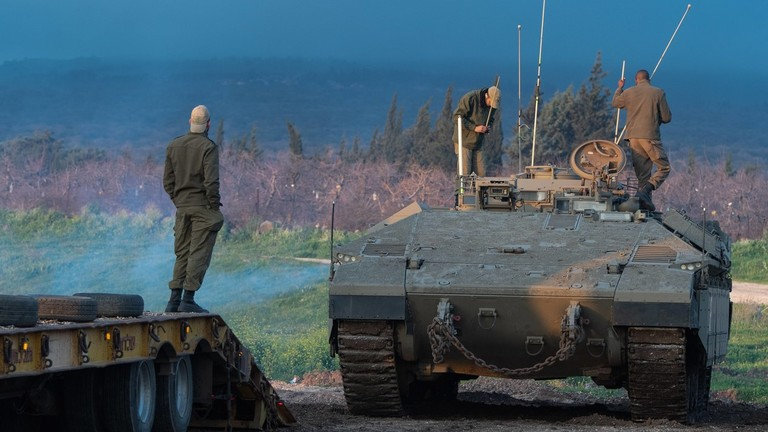 РТ: Одлука САД-а о Голанској висоравни је пут ка рату - Володин