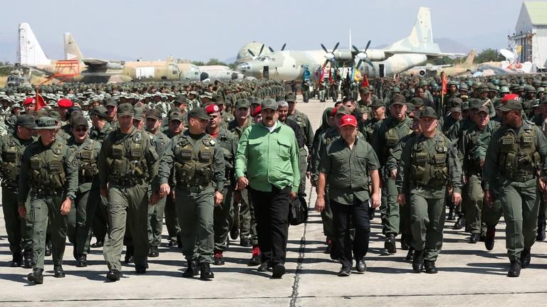 """РТ: """"Венецуела неће постати друга Сирија"""