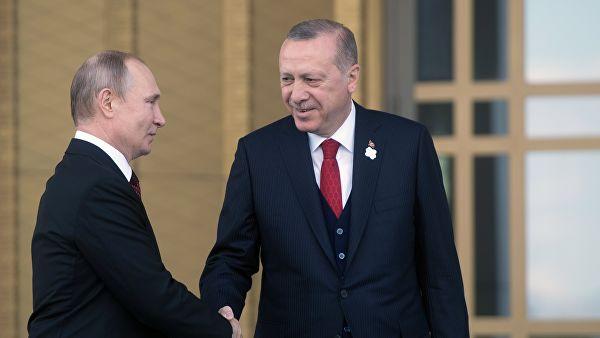 Путин: Активно развијамо контакте преко министарстава спољних послова