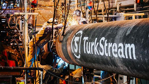 """Путин: """"Турски ток"""