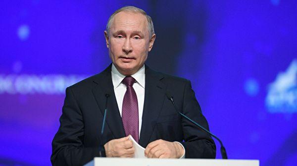 Путин: Санкције нас у одређеној мери подстичу да активно развијамо властите технологије