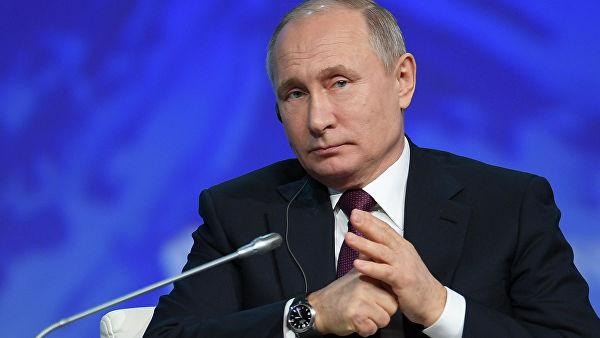 Путин: САД затежу само када то њима одговара