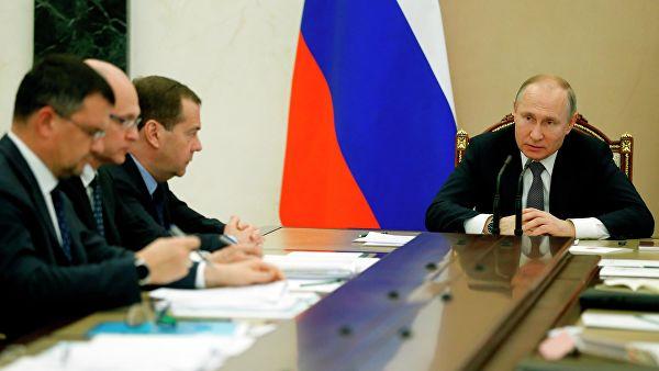 Путин и Медведев објавили пријаве својих прихода