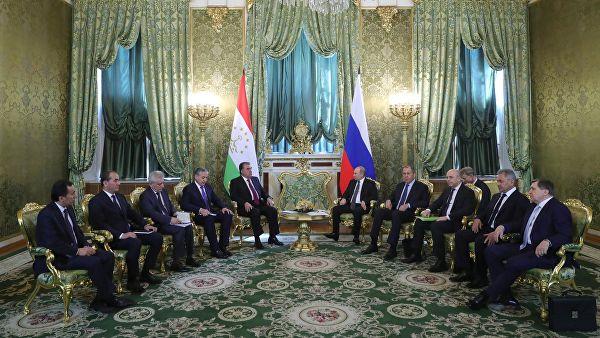Русија и Таџикистан настављају са јачањем сарадње у одбрани и војно-техничком сектору