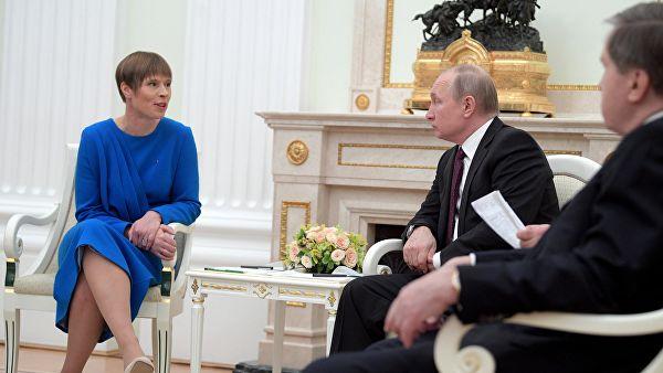 Песков: Страховања Естоније и низа других балтичких земаља за безбедност вештачки подгревају војне старешине НАТО