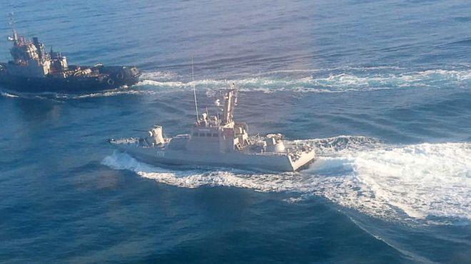 Лавров: Не видим могућност да бродови НАТО-а крену са тим авантуристима у војну провокацију у Керчском мореузу