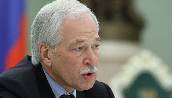 Гризлов: Украјинци показали неповерење према актуелној власти и негодовање према опцији рата