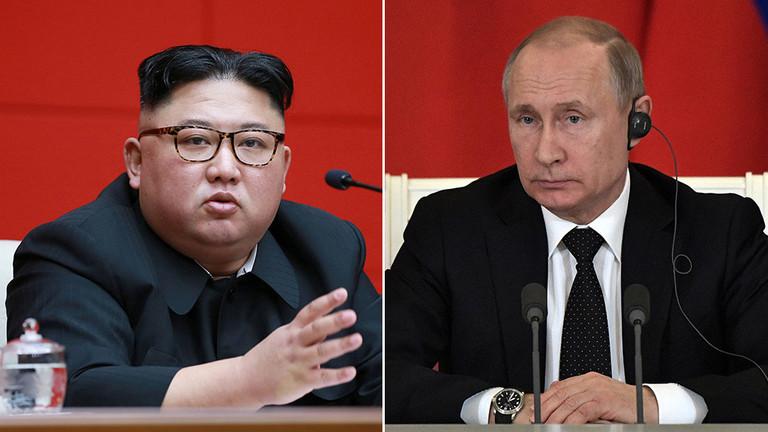 РТ: Састанак Путина и Кима 25. априла у Владивостоку