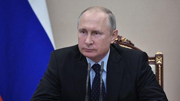 Путин: Немогуће трпети ситуацију у којој људи на територији Доњецке и Луганске области