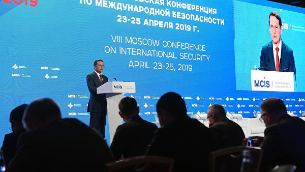 Наришкин: Запад и даље не жели да призна чињеницу да се формирао мултиполарни свет