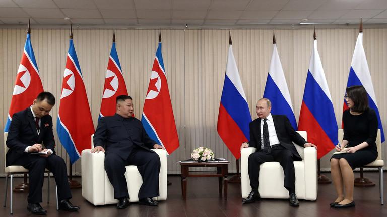 """РТ: """"Немамо тајни према САД-у"""": Путин спреман да саопшти Трампу о садржају разговора са Кимом"""