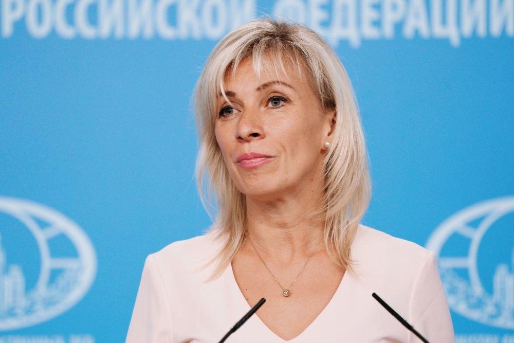 Захарова: Украјинци својим гласовима изразили негативан однос према разорној политици Порошенковог режима