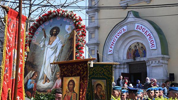 Путин: ускрс симболизује нераздвојну везу између времена и духовних традиција који служе јединству нашег народа