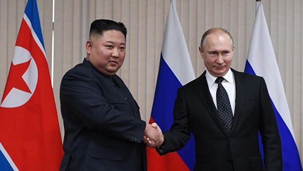 """""""По многим питањима став Русије и Северне Кореје је био близак и поклопио се"""""""