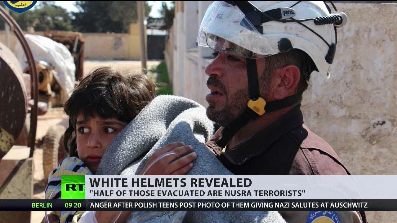 Антонов: Постоје чврсти докази да су Бели шлемови повезани са терористичким организацијама